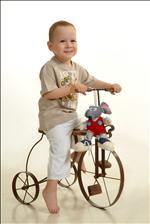 Jiříček na kole :-)