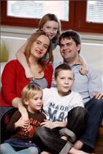 Tak a tady je celá moje rodinka... ;)