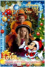 Přejeme Vám krásné Vánoce a co nejlepší rok 2012