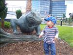 V Dino parku